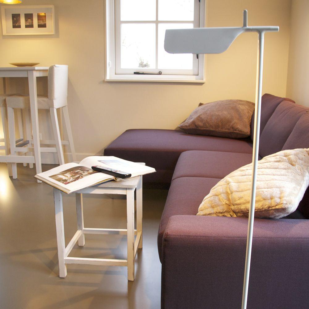 Interieur appartement Rootland bij bed en breakfast Onder den Peerenmboom