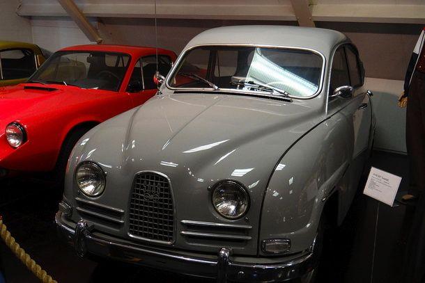 foto Saabmuseum