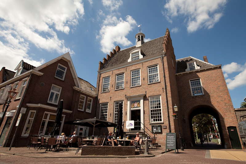 Oude Stadhuis overdag