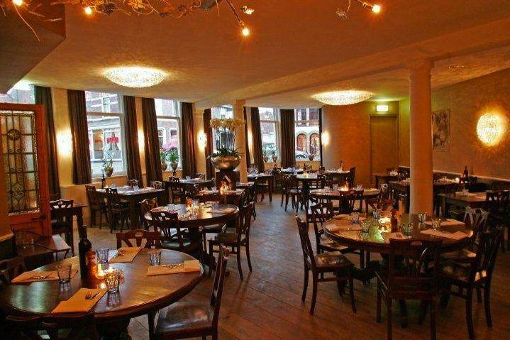 restaurant Joia Oudewater overnachten Onder den peerenboom