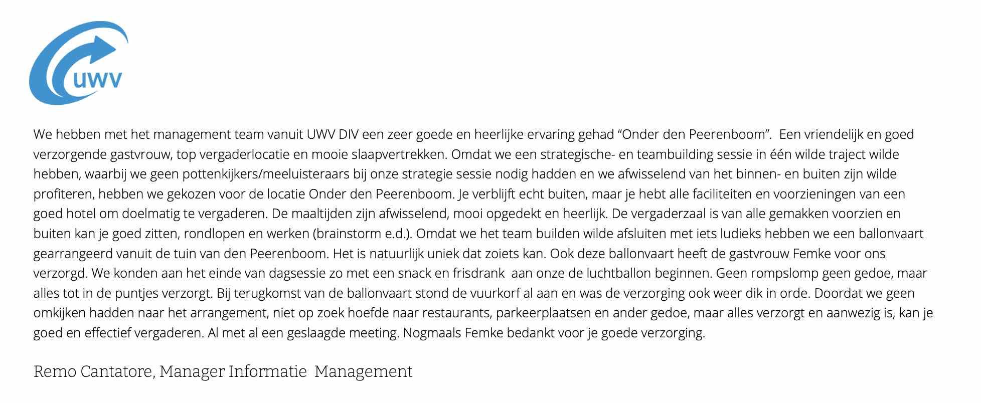Reference UWV_2